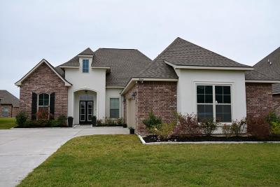 broussard Single Family Home For Sale: 344 Victoria Lights Lane