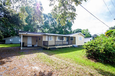 Abbeville Single Family Home For Sale: 119 Armistice Street