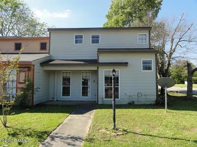 Lafayette Single Family Home For Sale: 2830 Louisiana Avenue #1