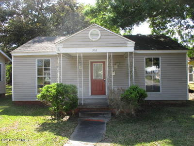 New Iberia Single Family Home For Sale: 903 W Saint Peter Street