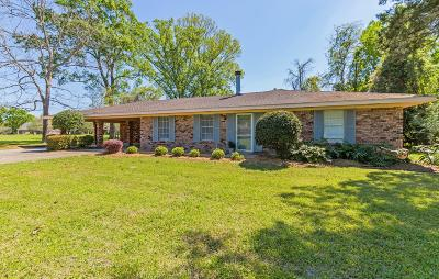 Carencro Single Family Home For Sale: 6720 N University Avenue
