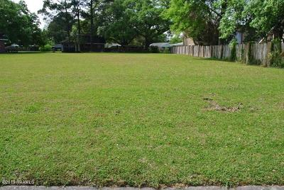 Iberia Parish Residential Lots & Land For Sale: 3 Astor Place
