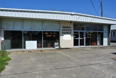 New Iberia Commercial For Sale: 1110 Center Street