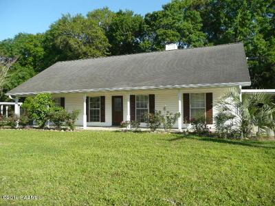 Lafayette Single Family Home For Sale: 108 W Bayou Shore Street