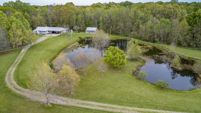 Sunset Single Family Home For Sale: 801 Muscadine Road