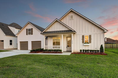 Broussard Single Family Home For Sale: 204 Habitat Ridge