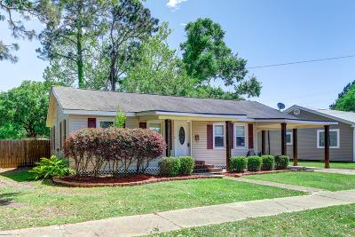 New Iberia Single Family Home For Sale: 702 Ashton Street