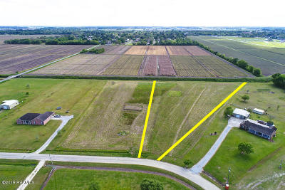 Iberia Parish Residential Lots & Land For Sale: Tbd Sam Snead