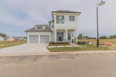 Lafayette Single Family Home For Sale: 304 Harvest Creek Lane