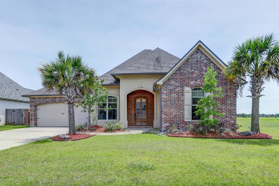 Youngsville Single Family Home For Sale: 302 Sabal Palms