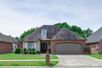 Broadmoor Terrace, Walkers Lake Single Family Home For Sale: 317 Bluebonnet Drive