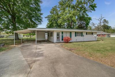 Opelousas Single Family Home For Sale: 1425 Chippewa Street