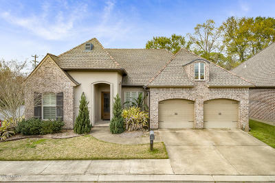 Broussard Single Family Home For Sale: 201 Petrus Drive
