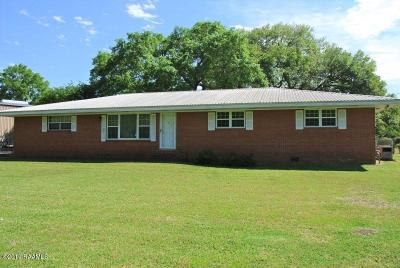 New Iberia Single Family Home For Sale: 1106 Loreauville Road