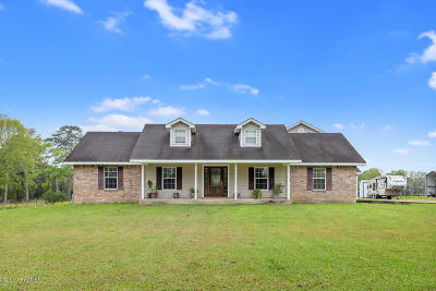 Iota Single Family Home For Sale: 5741 Riverside Road