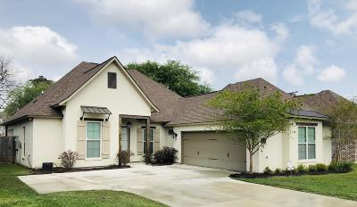 Youngsville Single Family Home For Sale: 108 Cabot Court