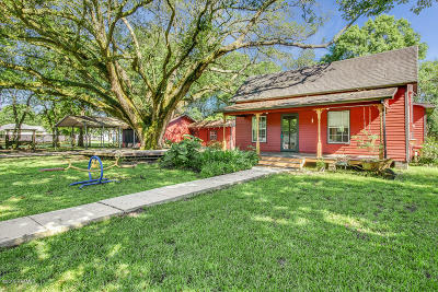 Kaplan Single Family Home For Sale: 15912 Dewey Road
