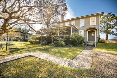 Leesville Single Family Home For Sale: 300 S 8th Street