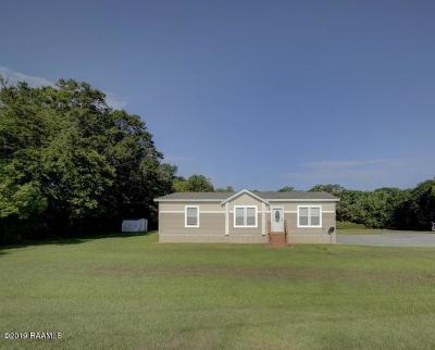 Breaux Bridge Single Family Home For Sale: 1062 Anse Broussard