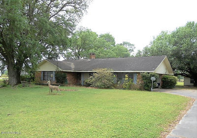 Eunice Single Family Home For Sale: 655 Saddle Drive