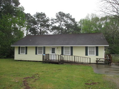 Ville Platte Single Family Home For Sale: 4815 Hwy 167