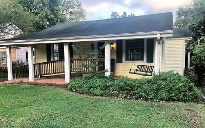 Opelousas Single Family Home For Sale: 925 S Market Street