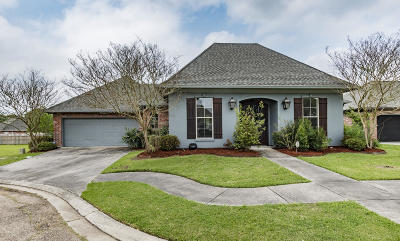 Youngsville Rental For Rent: 147 Cypress Cove