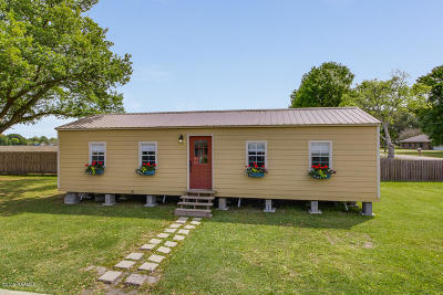 Duson Single Family Home For Sale: 6720 A W Congress Street