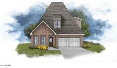 Sugar Ridge Single Family Home For Sale: 207 Hutton Lane