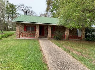 Krotz Springs Single Family Home For Sale: 652 Latanier Street