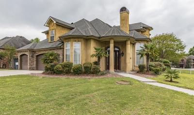 Lafayette Single Family Home For Sale: 101 Sauternes Circle