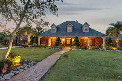 Lafayette Single Family Home For Sale: 106 Mallard Drive