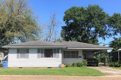 Franklin Single Family Home For Sale: 1607 Tupelo Street