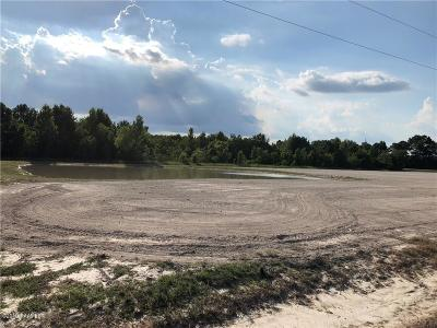Jefferson Davis Parish Residential Lots & Land For Sale: Tbd Highway 190