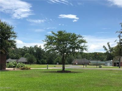 Jefferson Davis Parish Residential Lots & Land For Sale: 2119 Couvert Drive