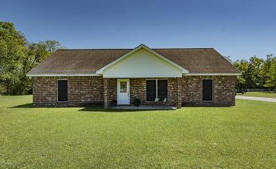 Breaux Bridge Single Family Home For Sale: 1049 Bin Rogers