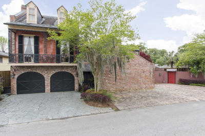Lafayette Single Family Home For Sale: 12 Bayside