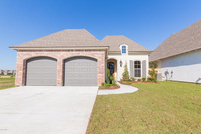 Youngsville Single Family Home For Sale: 237 Santander Drive