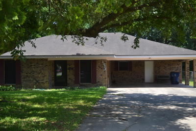 Crowley Single Family Home For Sale: 1228 N Eastern Avenue