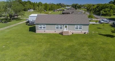 Breaux Bridge Single Family Home For Sale: 1116 Eddie Ray Road