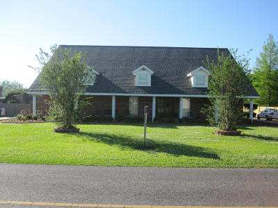 Breaux Bridge Single Family Home For Sale: 1566 E Bridge Street