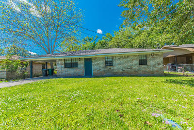 broussard Single Family Home For Sale: 107 Ned L