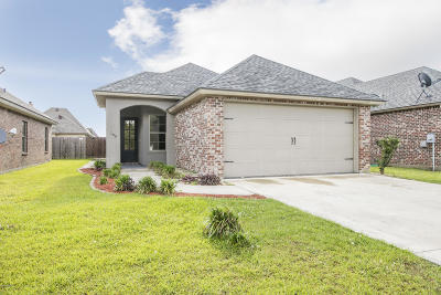 Youngsville Single Family Home For Sale: 108 Smithville Court