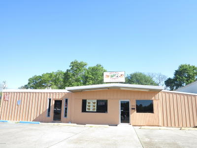 St Landry Parish Commercial For Sale: 1640 W Laurel Ave.