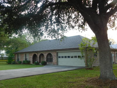 Arnaudville LA Single Family Home For Sale: $282,000