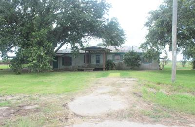 Kaplan Single Family Home For Sale: 14208 Whitney Road