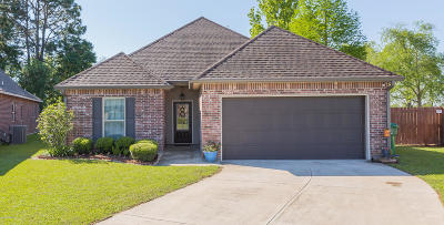 Youngsville Single Family Home For Sale: 313 Sun Ridge Street