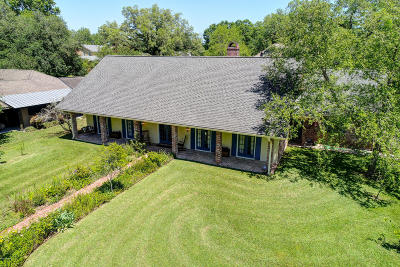 Lafayette Single Family Home For Sale: 416 Shelly Drive