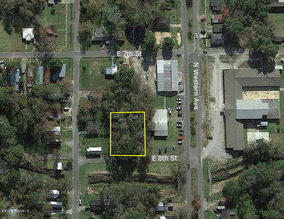 Crowley Residential Lots & Land For Sale: 715 W 8th Street