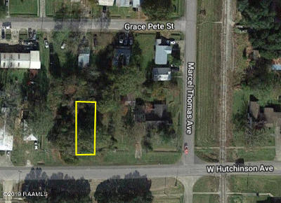 Crowley Residential Lots & Land For Sale: W Hutchinson Avenue